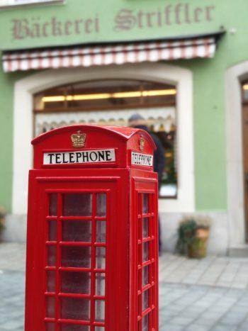 The Language Bee Rothenburg Bakery